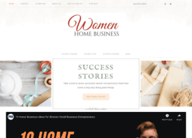 womenhomebusiness.com