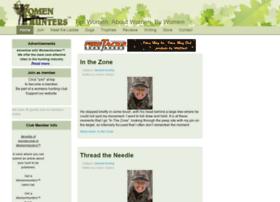 womenhunters.com