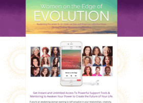 womenontheedgeofevolution.com