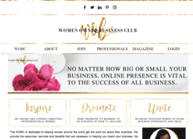 womenownedbusinessclub.com
