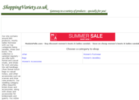 womens-boots-ladies-sandals.shoppingvariety.co.uk