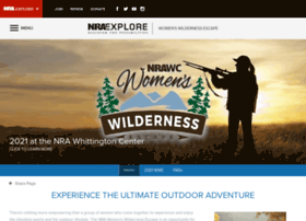 womens-wilderness-escape.nra.org