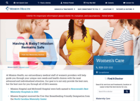 womens.mission-health.org