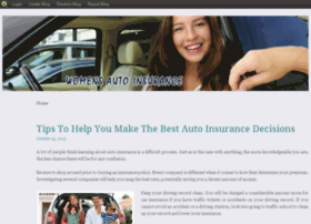 womensautoinsurancenews.blog.com