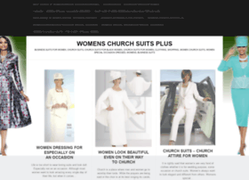 womenschurchsuitsplus.wordpress.com