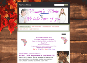 womensclinic.za.net