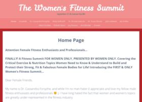 womensfitnesssummit.com