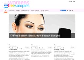 womensfreesamples.com