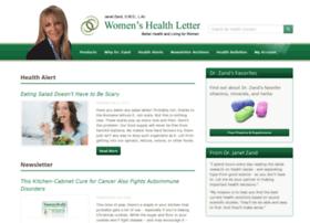 womenshealthletter.com