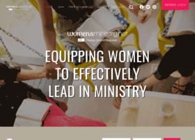 womensministry.net