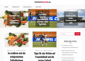 womensoccer.de