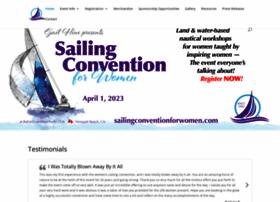 womenssailingconvention.com