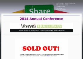 womenstoolboxannualconference.com