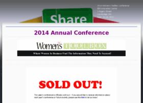 womenstoolboxannualconference.com