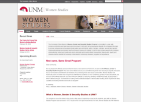 womenstudies.unm.edu