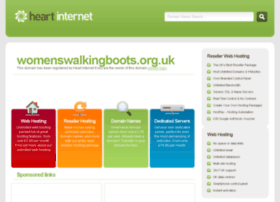 womenswalkingboots.org.uk