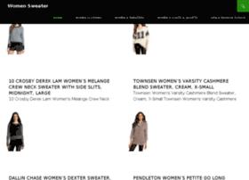 womensweater.meximas.com