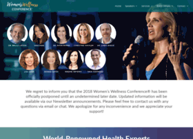 womenswellnessconference.com