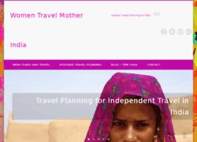 womentravelmotherindia.com