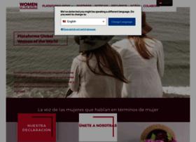 womenworldplatform.com