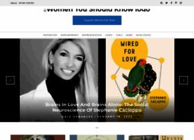 womenyoushouldknow.net