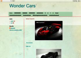 wondercarx.blogspot.com