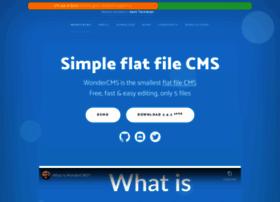 wondercms.com