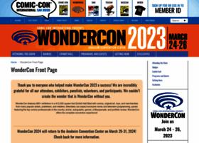 wondercon.org