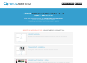 wonderful-berryz.forumactif.com