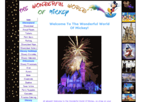 wonderful-world-of-mickey.com