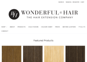 wonderfulhair.co.uk
