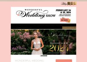 wonderfulweddingshow.com