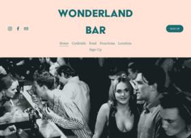 wonderlandbar.com.au