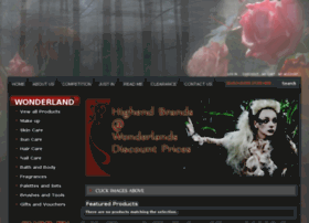 wonderlandcosmetics.co.uk