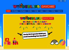 wonderlanddaycare.ca