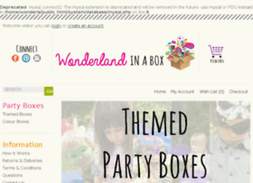 wonderlandinabox.com.au