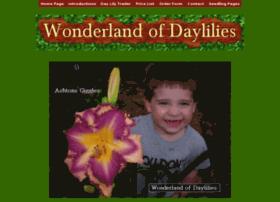 wonderlandofdaylilies.com