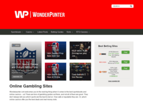 wonderpunter.com