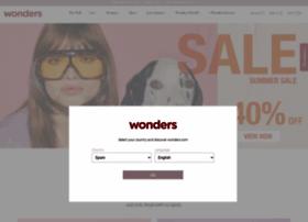 wonders.com