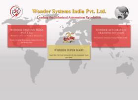wondersystemsindia.com