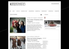 wonderthirties.com