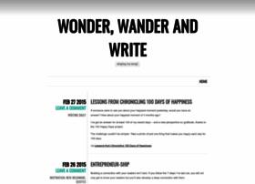 wonderwanderandwrite.wordpress.com
