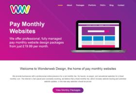 wonderwebdesign.com