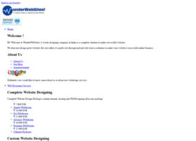 wonderwebsites.com