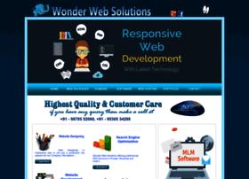 wonderwebsolutions.com