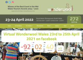 wonderwoolwales.co.uk