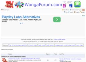 wongaforum.com