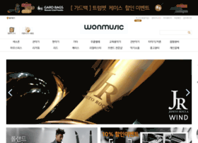 wonmusic.co.kr