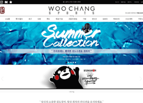 woochangsports.net