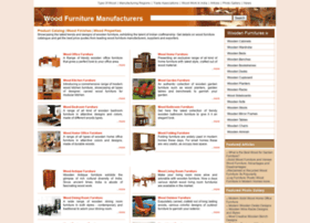 Wood-furniture-manufacturers.com